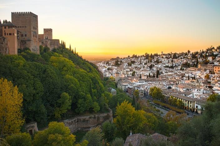 ¿Qué visitar en Granada?