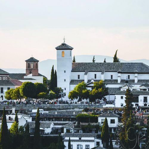 Visita Guiada Albaycín y Sacromonte