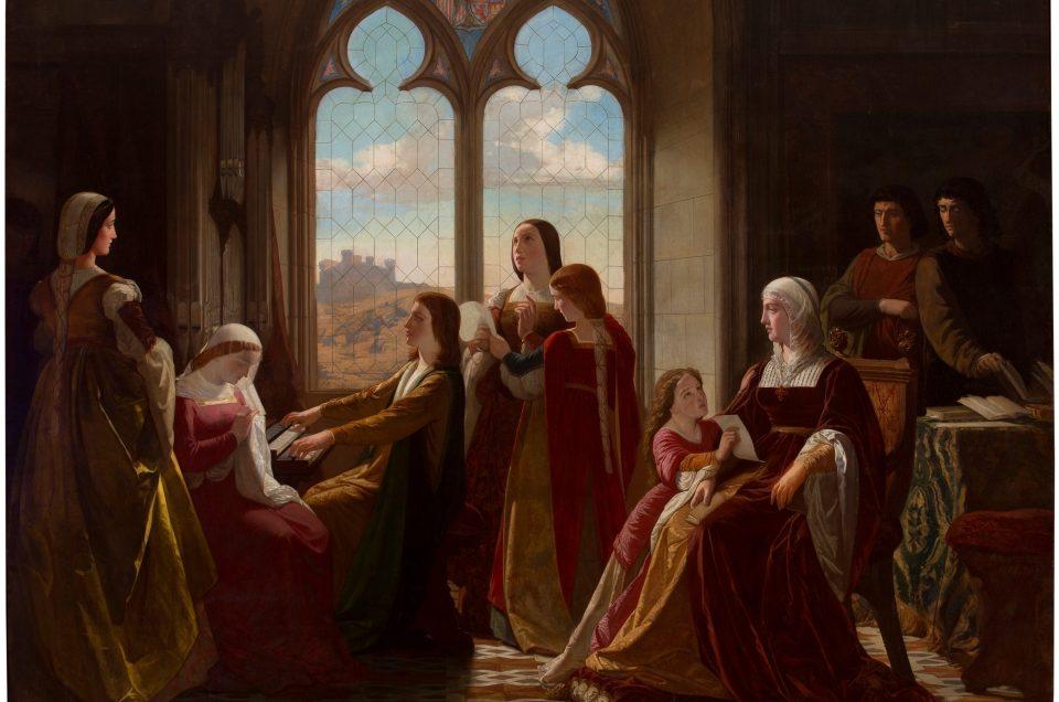 Personajes Históricos de Granada: Isabel La Católica