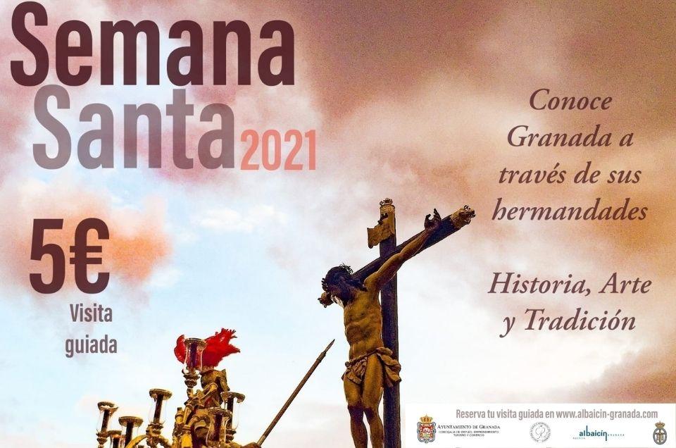 """""""Conoce Granada a través de sus Hermandades. Historia, Arte y Tradición"""""""